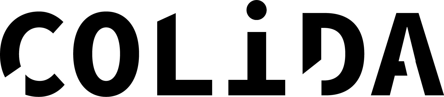 Colida logo black